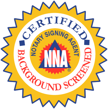 Certified Notary Signing Agent